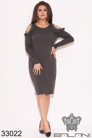 Платье-33022