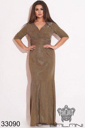 Вечернее платье-33090