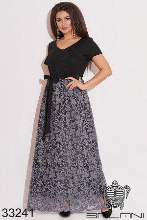 Вечернее платье-33241
