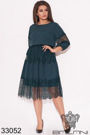 Вечернее платье-33052