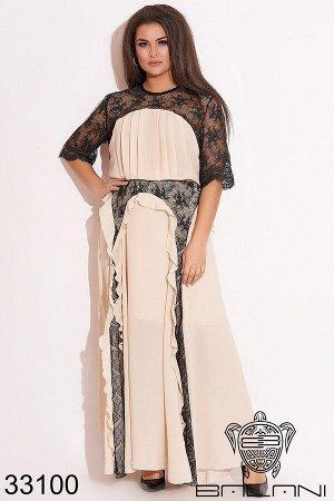 Вечернее платье-33100