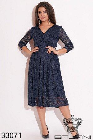 Вечернее платье-33071