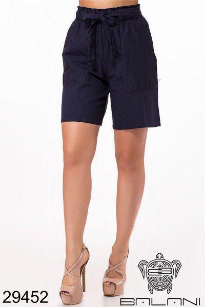 BALANI осень 2020.Женская одежда. — Шортики. — Повседневные шорты