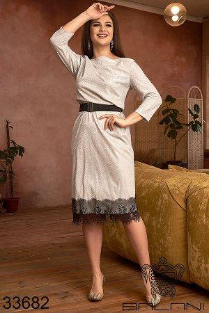 Платье-33682