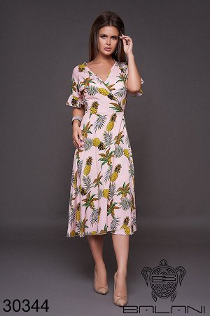 Платье на запах - 30344