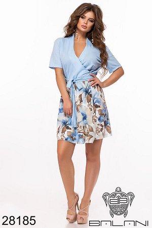 Платье на запах - 28185