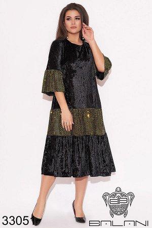 Вечернее платье-33051