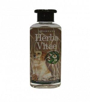 Herba Vitae антипаразитарный шампунь для собак250мл