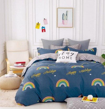 ™ВИКТОРИЯ - постельное белье от 775 руб, текстиль, трикотаж  — КПБ Сатин 100% хлопок — Спальня и гостиная