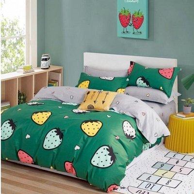 ™ВИКТОРИЯ - постельное белье от 706 руб, текстиль, трикотаж — КПБ Сатин 100% хлопок — Спальня и гостиная