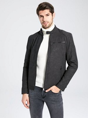 КУРТКА Фасон: Стандартный Длина: Короткий Толщина: Средний Тип товара: Куртки РАЗМЕР: 3XL, L, M, S, XL, XXL; ЦВЕТ: Dark Grey СОСТАВ: Основной материал: 100% Полиуретан