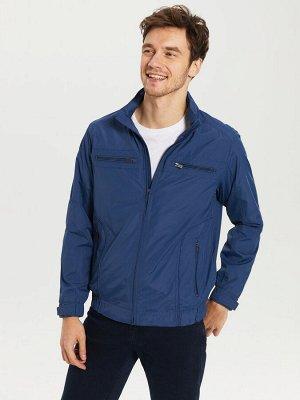 КУРТКА Длина: Короткий Тип товара: Куртки Толщина: Тонкий Фасон: Свободный РАЗМЕР: 2XL, 3XL, L, M, S, XL; ЦВЕТ: Indigo, Navy СОСТАВ: Основной материал: 100% Полиэстер