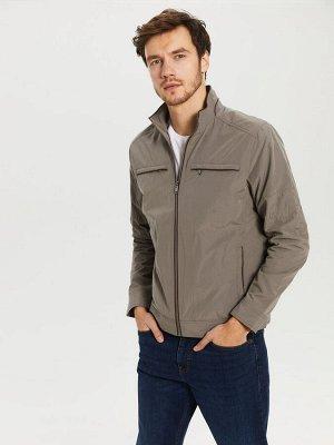 КУРТКА Фасон: Стандартный Толщина: Тонкий Тип товара: Куртки Длина: Короткий РАЗМЕР: 2XL, 3XL, L, M, XL; ЦВЕТ: Beige СОСТАВ: Основной материал: 40% Хлопок 60% Полиэстер