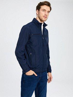 КУРТКА Длина: Короткий Тип товара: Куртки Толщина: Тонкий Фасон: Свободный РАЗМЕР: 2XL, 3XL, L, M, XL; ЦВЕТ: Indigo, Navy СОСТАВ: Основной материал: 100% Полиэстер