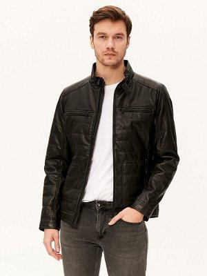 КУРТКА Фасон: Стандартный Толщина: Средний Тип товара: Куртки Длина: Короткий РАЗМЕР: 3XL, L, M, XL; ЦВЕТ: New Black СОСТАВ: Основной материал: 100% Полиуретан