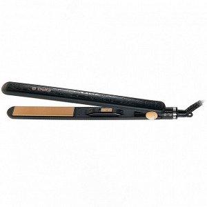 Щипцы для выпрямления волос 35 Вт DELTA DL-0531 черные