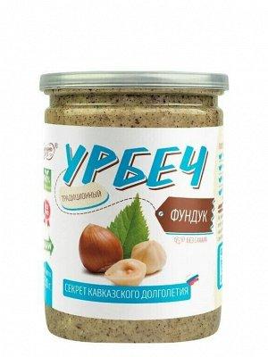 Урбеч из лесного ореха (фундука) #Намажь_орех   230 гр