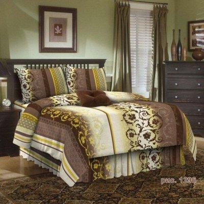 ™ВИКТОРИЯ - постельное белье от 775 руб, текстиль, трикотаж  — КПБ Бязь Гост — Спальня и гостиная