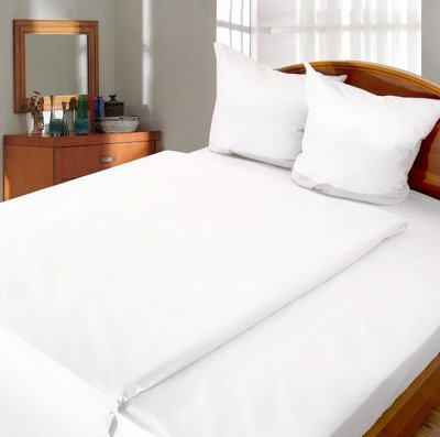 ™ВИКТОРИЯ - постельное белье от 706 руб, текстиль, трикотаж — КПБ Бязь отбеленная — Спальня и гостиная