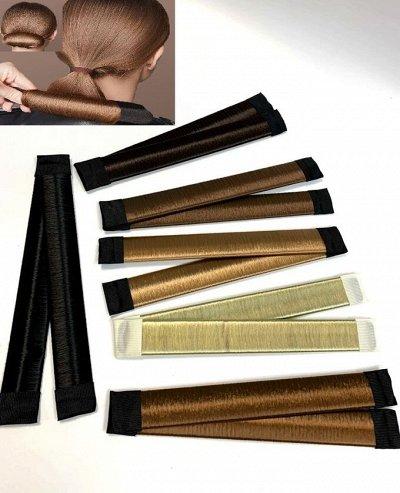 Golden Gala -  аксессуары для волос, бижутерия, галантерея-8 — Твистеры и все для создания причесок — Наборы