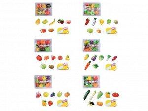 Набор фрукты/овощи для резки, блистер