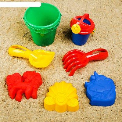 💫ГердаВлад! Товары для безопасности, гигиены и развития   — Садовый и песочный инвентарь — Игровые наборы