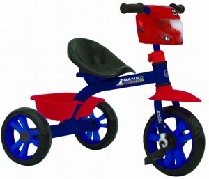 Велосипед 3-х колесный с багажником