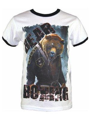 Футболка Медведь Boxing.