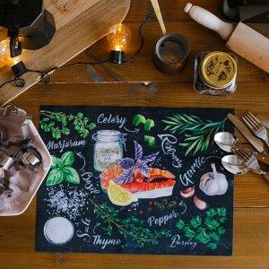 Салфетка на стол Salmon 30 х 40 см