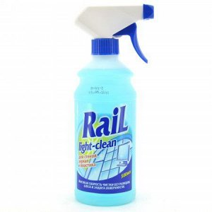 Средство для мытья стёкол и зеркал RAIL с тригером