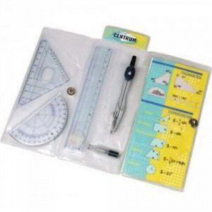 Набор чертежных инструментов 82160 Centrum {Китай}