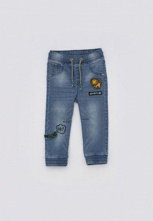 Брюки джинсовые детские для мальчиков Pum синий