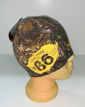 Шапка Камуфляжная шапка Realtree с принтом  №1633