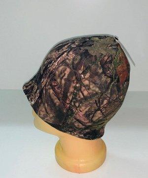 Шапка Камуфляжная стильная шапка  №1634