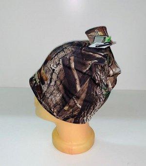Шапка Практичная камуфляжная шапка Realtree  №1740