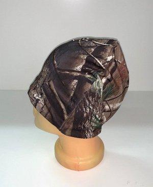 Шапка Стильная камуфляжная шапка Realtree  №1738