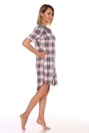 Платье-рубашка 1159 кристина