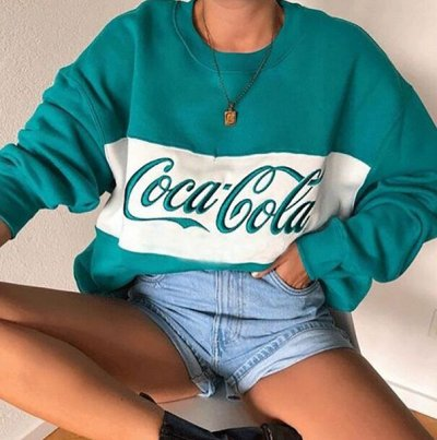 😍Fix Пятёрочка!😍 🍂Встречаем осень! 11:0🍂🤗😘 — Новинки женской одежды 2020 — Свитшоты