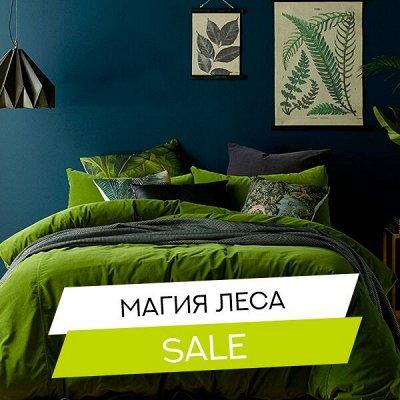Домашний Текстиль!🔴Новинка🔴Цветовые решения для интерьера! — НОВИНКА! Магия леса! (Зеленый) — Электротовары