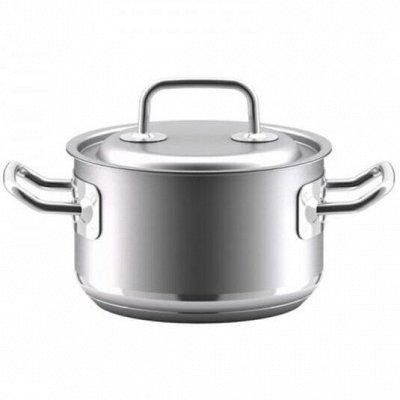 Посуда Appetite. Готовить – значит творить — Гурман-Посуда из нержавейки. Подходит для всех видов плит! — Посуда