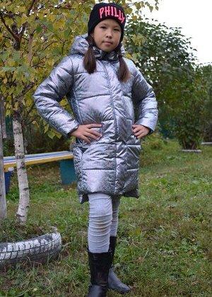 "Пальто зимнее КЗД-11 ""Снежана"" р-р 134-158,"