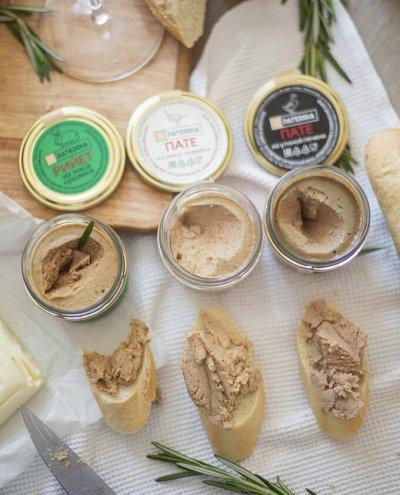 Акция Пате в подарок от 700₽❤Лучшие паштеты 🦆🐇🦃 Масло Италии