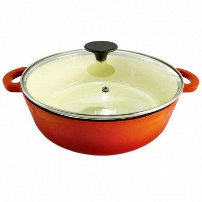 Посуда Appetite. Готовить – значит творить — MYRON COOK-Чугунная посуда — Посуда