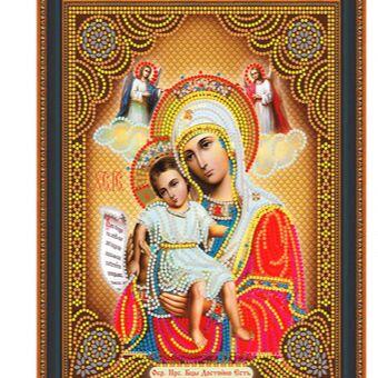 Порисуем? Картины по номерам и алмазная мозаика 18  — Алмазная мозаика 27*33. — Мозаики и фреска