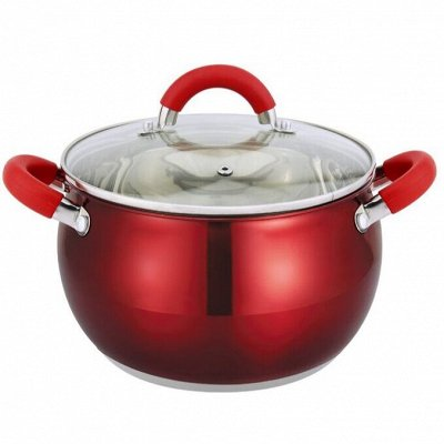 Посуда Appetite. Готовить – значит творить — Appetite-Посуда из нержавейки. Подходит для всех видов плит! — Посуда