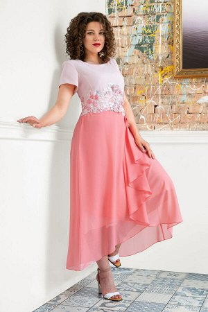 Платье Avanti Erika 826-2 розовый