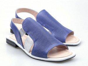 Босоножки Страна производитель: Турция Размер женской обуви x: 36 Полнота обуви: Тип «F» или «Fx» Вид обуви: Босоножки Материал верха: Натуральная кожа Материал подкладки: Натуральная кожа Тип носка: