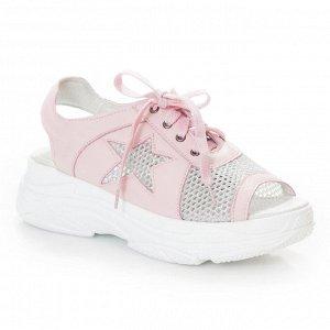 Босоножки Страна производитель: Китай Размер женской обуви x: 36 Полнота обуви: Тип «F» или «Fx» Вид обуви: Босоножки Материал верха: Натуральная кожа Материал подкладки: Искусственная кожа Каблук/Под
