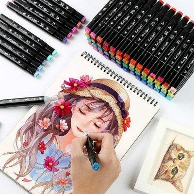 💞Маркеры для скетчинга💓+ товары для Рисования