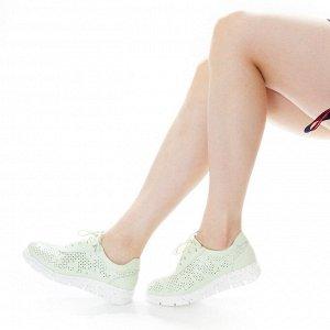 Кроссовки Страна производитель: Китай Размер женской обуви x: 38 Вид обуви: Кроссовки Пол: Женский Застежка: Шнуровка Цвет: Зеленый Материал верха: Натуральная кожа Материал подошвы: Резина Материал п